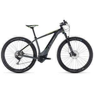 CUBE Herren E-Mountainbike 29 Reaction Hybrid SLT 500 2018