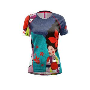 CRAZY Damen Funktionsshirt Mountain Flash