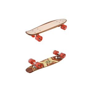 KRYPTONICS Cruiser Skateboard Tribal Roots 22,5