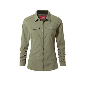 CRAGHOPPERS Damen Outdoorbluse Nosilife Adventure
