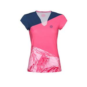 BIDI BADU Damen Tennisshirt Bella 2.0 Tech
