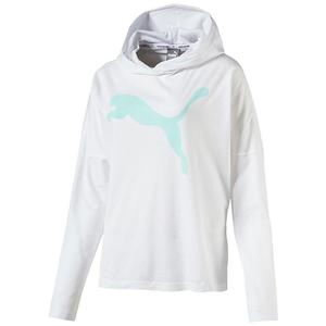 PUMA Damen Kapuzensweater URBAN SPORTS Light Cover up