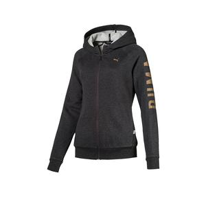 PUMA Damen Kapuzenjacke Athletic FZ