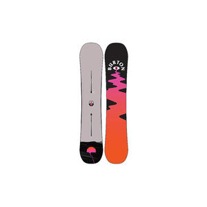 BURTON Damen Snowboard Yeasayer Flat Top 20/21