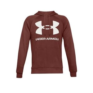 UNDER ARMOUR Herren Hoodie UA Rival Fleece Big Logo