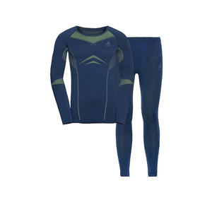 ODLO Herren Funktionswäsche WINTER SPECIALS PERFORMANCE EVOLUTION WARM Baselayer-Set