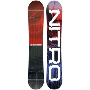 NITRO Snowboard Team Wide True Camber
