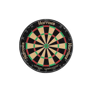 HARROWS Dartboard Official Competition Bristle