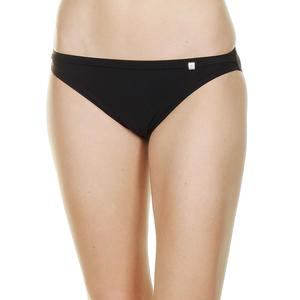 MARC O'POLO Damen Bikinihose Black Beauty