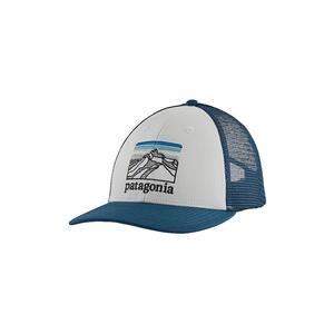 PATAGONIA Herren Trucker Kappe Line Logo Ridge LoPro