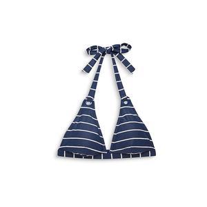 ESPRIT Damen Bikinioberteil Neckholder-Top Stripes