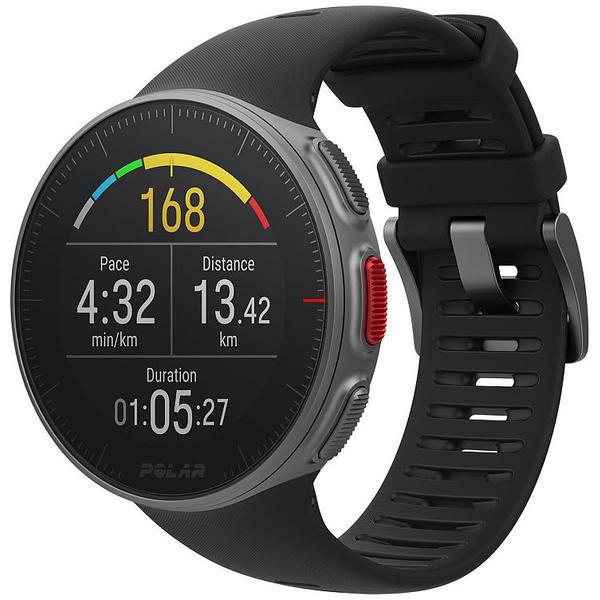 POLAR GPS-Multisport-/Triathlonuhr Vantage V