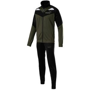 PUMA Herren Trainingsanzug Iconic Tricot Suit Cl