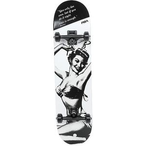 AREA Skateboard Mae West