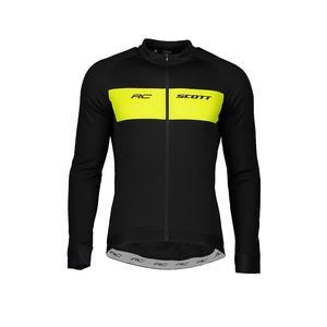 SCOTT Herren Winter-Biketrikot RC Warm