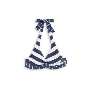 ESPRIT Damen Bikinioberteil Neckholder Stripes