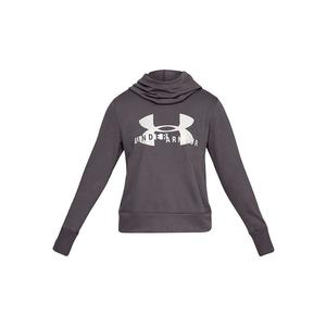 UNDER ARMOUR Damen Hoodie UA Rival Fleece Logo