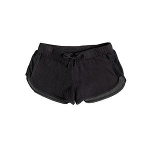 Damen Soft Crochet - Strand-Shorts