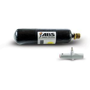 ABS Carbonpatrone + Auslösegriff