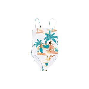 ROXY Damen Badeanzug Printed Beach Classics