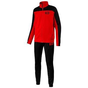 PUMA Herren Trainingsanzug Graphic Rebel Tricot Suit CL