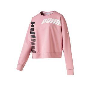 PUMA Damen Fitness-Sweater Modern Sport Logo