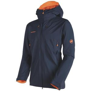 MAMMUT Herren Softshelljacke Ultimate Eisfeld SO Hooded