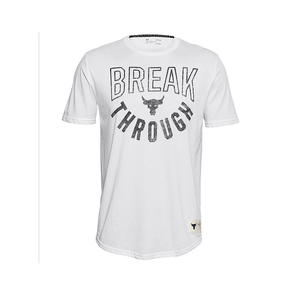 UNDER ARMOUR Herren T-Shirt Project Rock Break Through