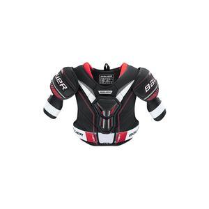 BAUER Herren Hockey-Schulterpolster NSX Senior