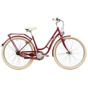 PUCH Citybike 28 Cult Sweetcherry Lady 2018