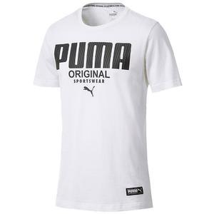 PUMA Herren T-Shirt Athletics