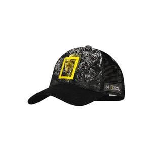 BUFF National Geographic Trucker Kappe Howey Black L/XL