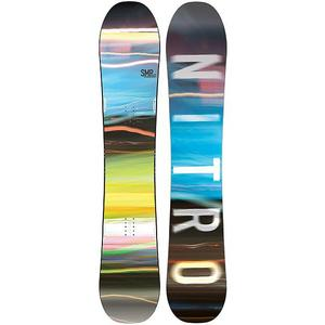 NITRO Snowboard SMP Cam-Out Camber