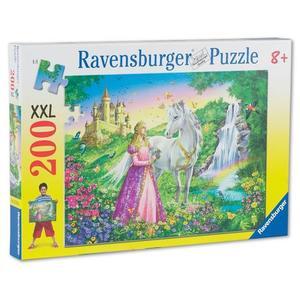 Ravensburger XXL Puzzle: Prinzessin mit Pferd