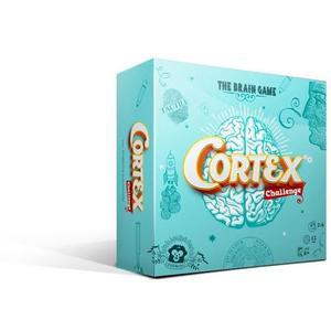 Asmodee MAC0001 - Cortex Challenge, The Brain Game, Denk- und Quizspiel