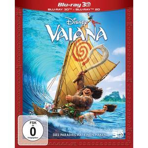 Vaiana (+ Blu-ray)