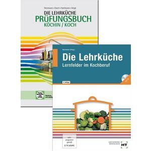 Paketangebot Die Lehrküche und Prüfungsbuch Köchin/Koch, 3. Auflage