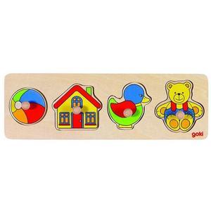 Goki SteckpuzzleSpielzeug
