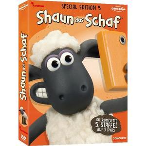 Shaun das Schaf - Special Edition 5 [3 DVDs]