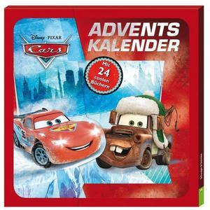 Cars - Mein Adventskalender / Kalender