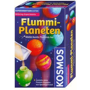 KOSMOS 657710 - Flummi Planeten, Herstellung von Flummis, Mitbring Experiment