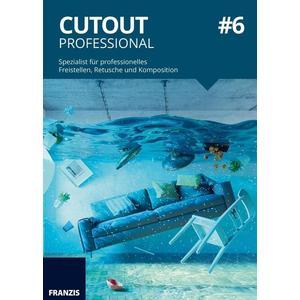 CutOut #6 professional (Win & Mac)