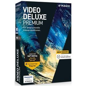 MAGIX Video Deluxe Premium 2017 - Die anspruchsvolle Videoproduktionen!