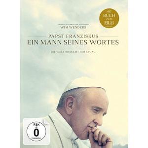 Papst Franziskus - Ein Mann seines Wortes (+ Buch)