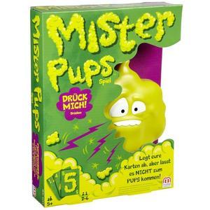 Mister Pups Geschicklichkeitsspiele
