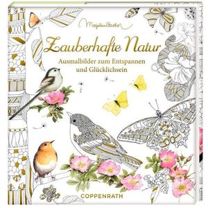 Ausmalbuch - Meine zauberhafte Natur