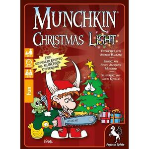 Pegasus - Munchkin Christmas Light, Kartenspiel