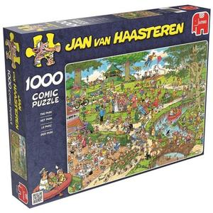 Jan van Haasteren: Der Park