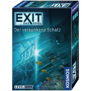 EXIT, Das Spiel - Der versunkene Schatz
