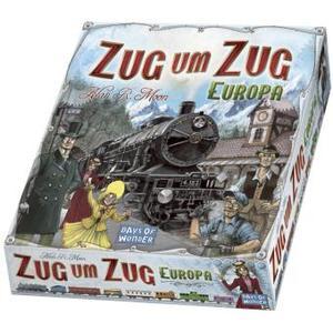 Days of Wonder 200098 - Zug um Zug Europa